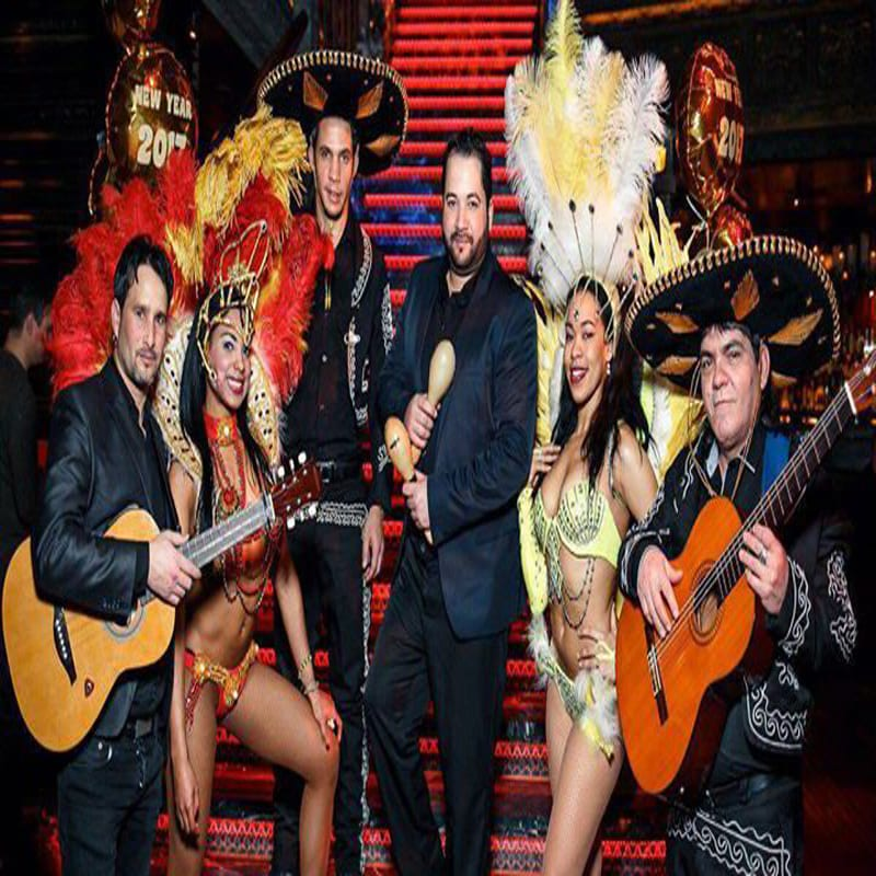 мексиканская группа