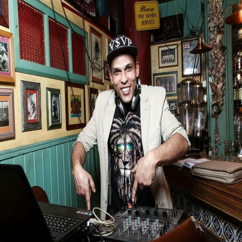 Латинский DJ в Москве